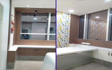 Office Space for Rent in Aurora Waterfront Sector 5 Kolkata ID130