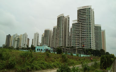 3 BHK Flats for Rent in Rosedale New Town Kolkata ID72